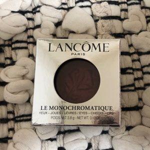 Lancôme lemonochromatic eyeshadow Haute Couture